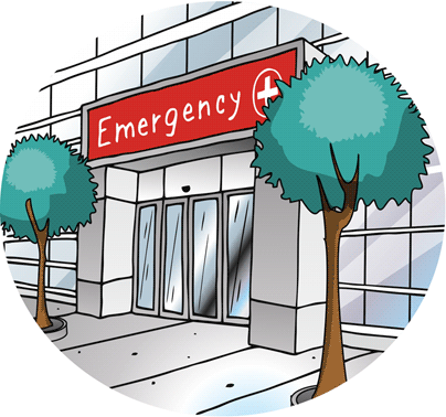 Emergency Room (ER)
